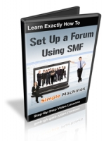 Set Up A Forum Using SMF Video with Personal Use Rights