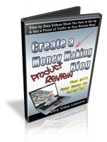 Create A Money Making Product Review Blog Video with Personal Use Rights