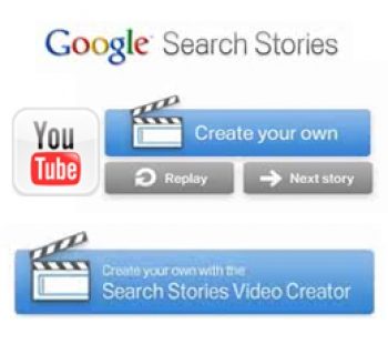 Create A Video Using YouTube Search Stories