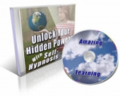 Unlock Your Hidden Power With Self-Hypnosis Video with Private Label Rights