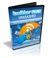 Twitter Profits Unleashed Video with Master Resale Rights
