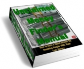 Unclaimed Money Finder's Guide eBook with Private Label Rights