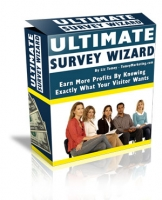 Ultimate Survey Wizard Software with Master Resale Rights