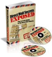 Direct Mail Secrets Exposed eBook with Private Label Rights