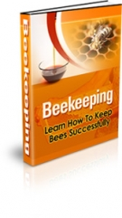 Beekeeping eBook with Private Label Rights