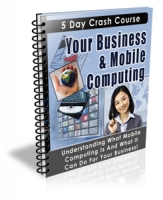 Your Business & Mobile Computing eBook with Private Label Rights