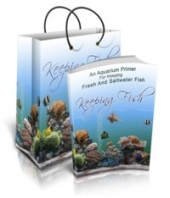 Keeping Fish eBook with private label rights
