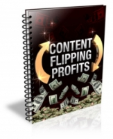 Content Flipping Profits eBook with Private Label Rights