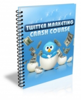 Twitter Marketing Crash Course eBook with Private Label Rights