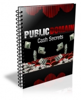 Public Domain Cash Secrets eBook with private label rights