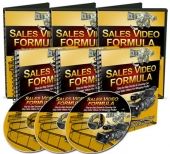 Sales Video Formula Video with Master Resell Rights