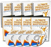 Ultimate Productivity Mastership Video with Master Resell Rights