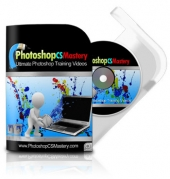 Photoshop CS Mastery Video with private label rights