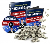 10K In 30 Days! eBook with Master Resale Rights