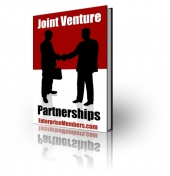 Joint Venture Partnerships eBook with Private Label Rights