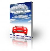 The Art of Buying a Car eBook with private label rights