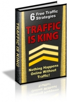 Traffic Is King eBook with Resale Rights