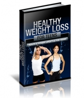 Healthy Weight Loss For Teens eBook with private label rights