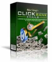 ClickBank eMails Gold Article with Master Resell Rights