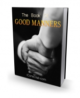 The Book Of Good Manners eBook with Private Label Rights