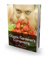 Organic Gardener's Composting eBook with Private Label Rights