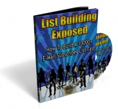 List Building Exposed Video with Private Label Rights