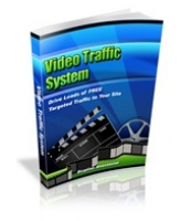 Video Traffic System eBook with Giveaway Rights