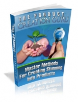 The Product Creation Guru eBook with Private Label Rights