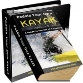 Paddle Your Own Kayak eBook with Private Label Rights
