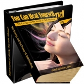 You Can Heal Yourself eBook with Private Label Rights