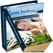 Essential Aromatherapy eBook with private label rights