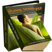 Beating Stress eBook with Private Label Rights