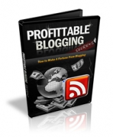 Profitable Blogging Secrets Video with Master Resale Rights