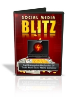 Social Media Blitz Video with Master Resale Rights