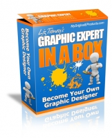 Graphic Expert In A Box Graphic with Master Resale Rights