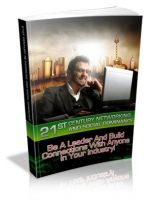 21st Century Networking And Social Dominance eBook with Master Resale Rights