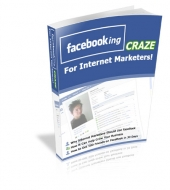 facebooking Craze For Internet Marketers! eBook with Private Label Rights