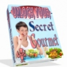 Unlock Your Secret Gourmet eBook with private label rights