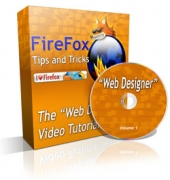 FireFox Tips And Tricks Video with Personal Use Rights
