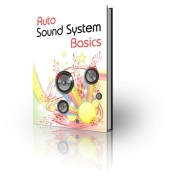 Auto Sound System Basics eBook with private label rights
