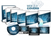 Web 2.0 Covers V3 Graphic with Personal Use Rights