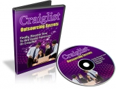Craigslist Outsourcing Secrets Video with Master Resale Rights