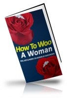 How To Woo A Woman eBook with Private Label Rights