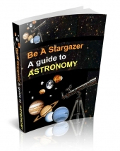 Be A Stargazer eBook with Giveaway Rights