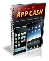 iPhone & iPad App Cash eBook with Private Label Rights