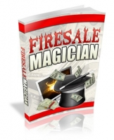 Firesale Magician eBook with Resale Rights