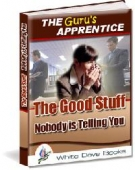 The Guru's Apprentice eBook with Master Resell Rights