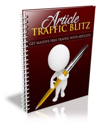 Article Traffic Blitz