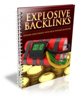 Explosive Backlinks eBook with Personal Use Rights