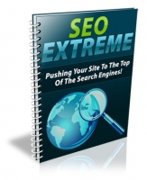 SEO Extreme eBook with Personal Use Rights